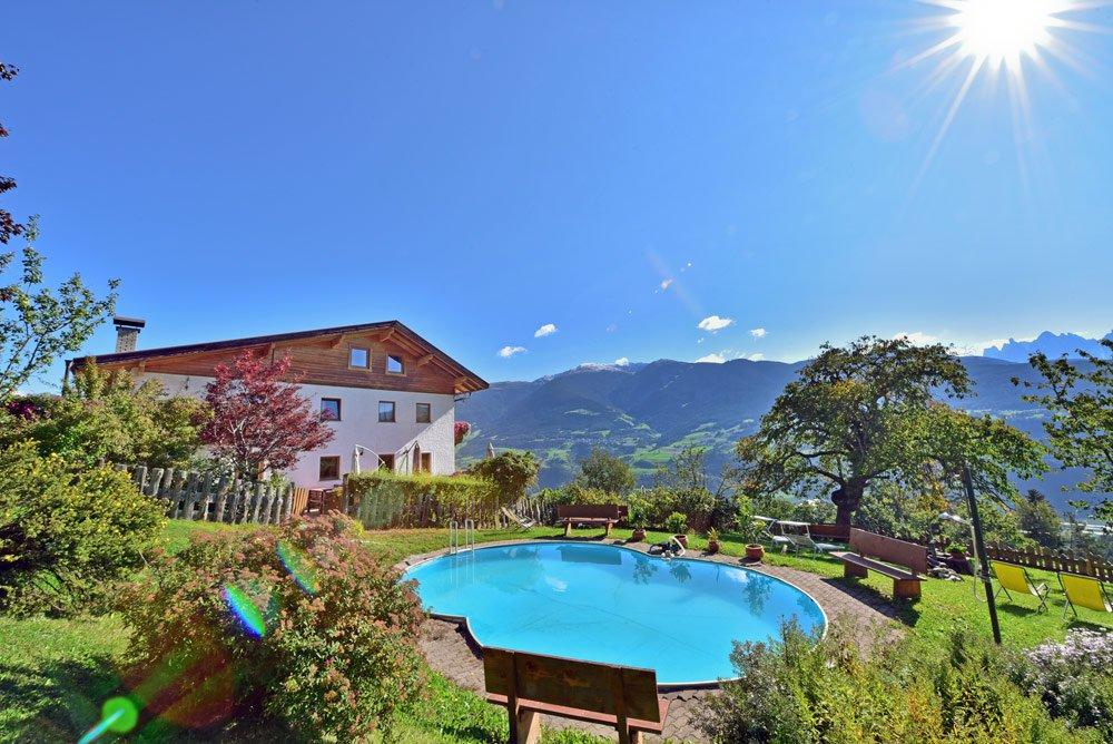 Der Saderhof bei Brixen - Urlaub auf dem Bauernhof im Eisacktal – Südtirol