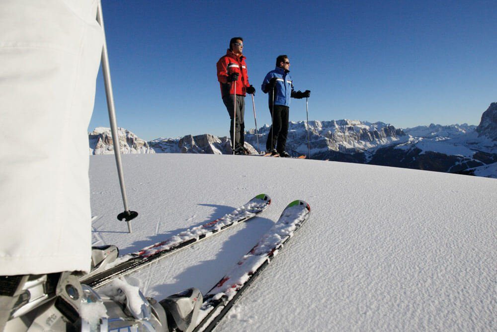Ihr Skiurlaub im Eisacktal im Skigebiet Plose